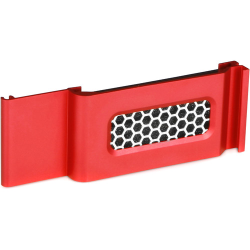 iStarUSA SE Series Bezel for 2 RU D-Storm Chassis (Red)
