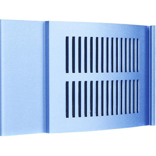 iStarUSA D-300 Front Bezel Door (3 RU, Blue)