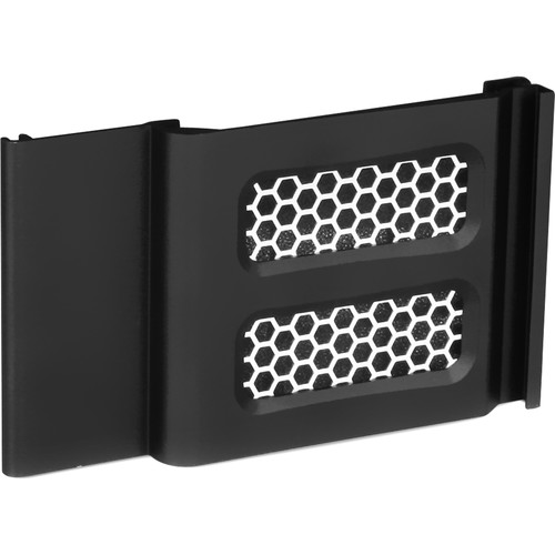 iStarUSA SE Series Bezel for 3 RU D-Storm Chassis (Black)