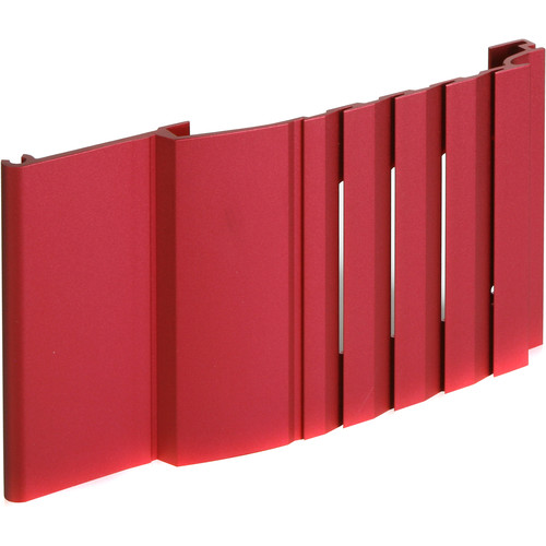 iStarUSA SE Series Bezel for 3 RU D-Storm Chassis (Red)