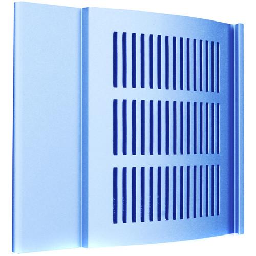 iStarUSA D-400 Front Bezel Door (4 RU, Blue)