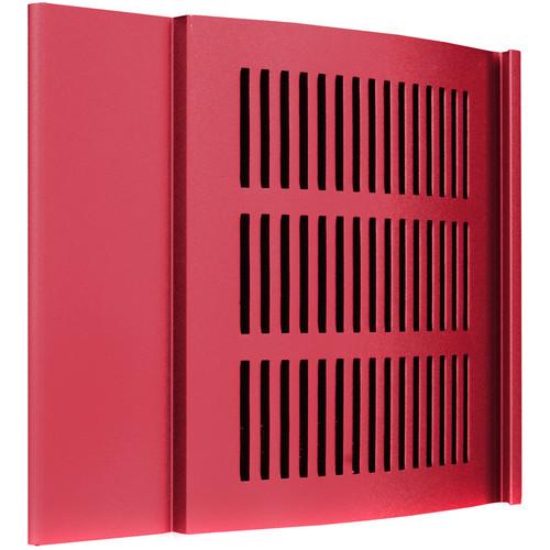 iStarUSA D-400 Front Bezel Door (4 RU, Red)
