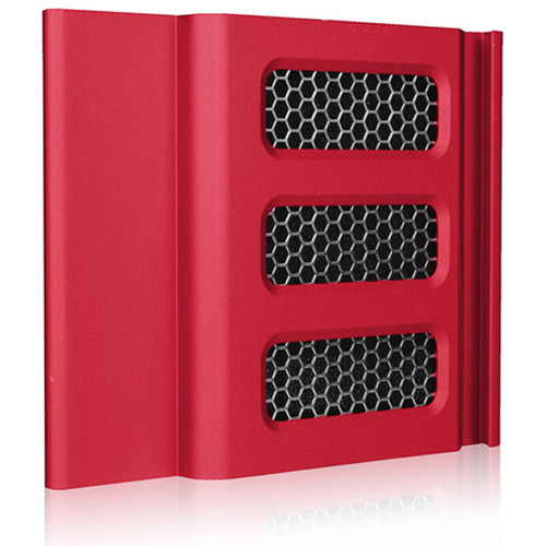 iStarUSA 4 RU Bezel for SE Series (Red)