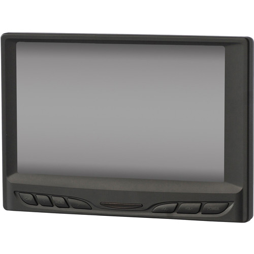 "iStarUSA 7"" Touchscreen LCD (Black)"