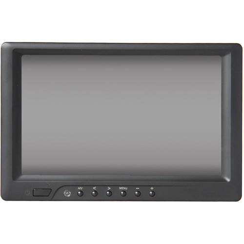 "iStarUSA 7"" Touchscreen LCD with HDMI/DVI inputs (Black)"