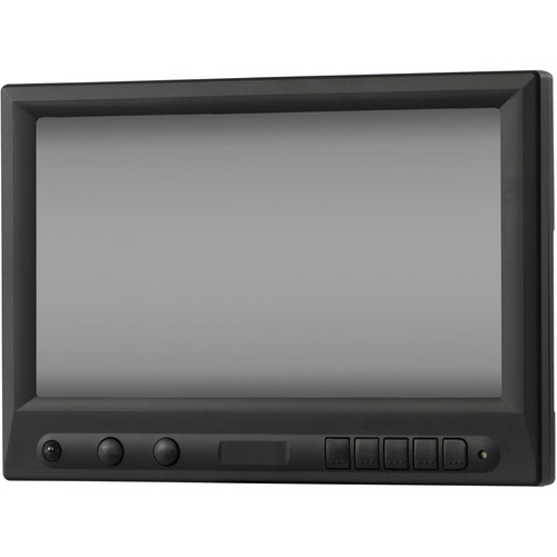 "iStarUSA 8"" Touchscreen LCD Monitor (Black)"