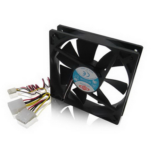 iStarUSA Ball-Bearing Fan for Select Chassis Models (120mm)