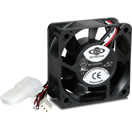 iStarUSA Liquid-State Bearing Fan (60mm)