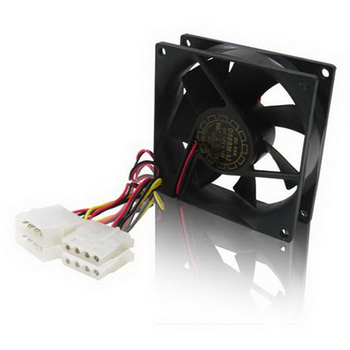 iStarUSA Ball-Bearing Fan for Select Chassis Models (80mm)