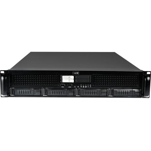 iStarUSA E2M4-25M2SA E-ATX Storage Server Kit (2 RU)