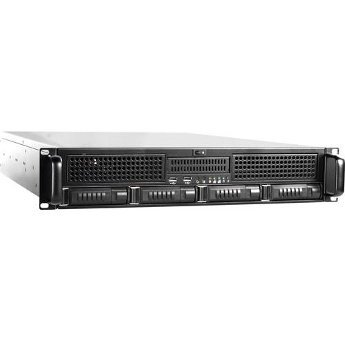 iStarUSA E2M4-70S2U8 4-Bay Storage Server Kit (2 RU)