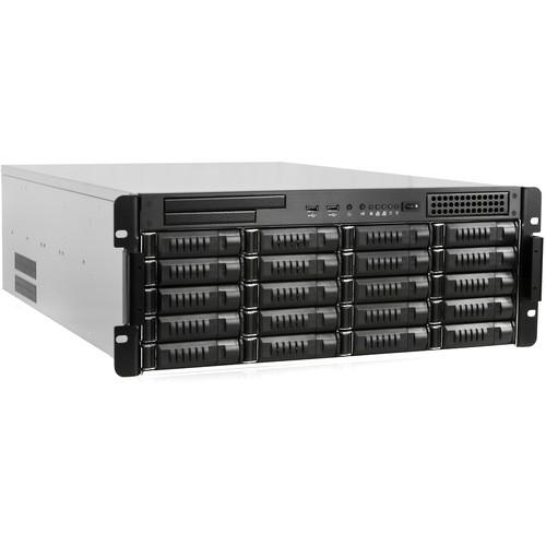 iStarUSA E4M20-95R3N8 20-Bay Storage Server Kit (4 RU)