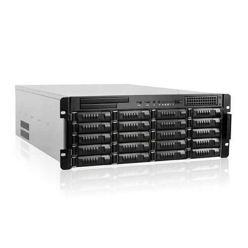 iStarUSA E Storage Series E4M20 4U 20-Bay Server Rackmount Chassis