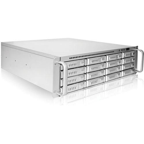 iStarUSA 16-Bay Storage Rackmount Chassis (3RU)