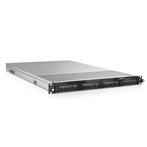 iStarUSA EX1M4 4-Bay Storage Server 1U Rackmount Case with 500W Redundant Power Supply