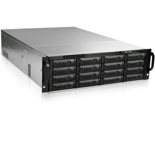 iStarUSA 16-Bay Storage Server 3U Rackmount Case
