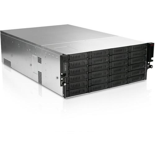 iStarUSA 36-Bay Storage Server 4U Rackmount Case with SAS Expander