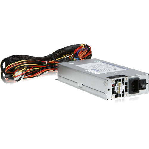 iStarUSA XEAL 1U 500W 80 Plus High Efficiency Power Supply