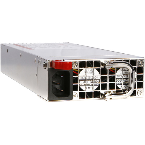 iStarUSA XEAL 1RU/2RU Redundant Power Supply Module for IS-600S2UP and IS-1800RH1UP Chassis