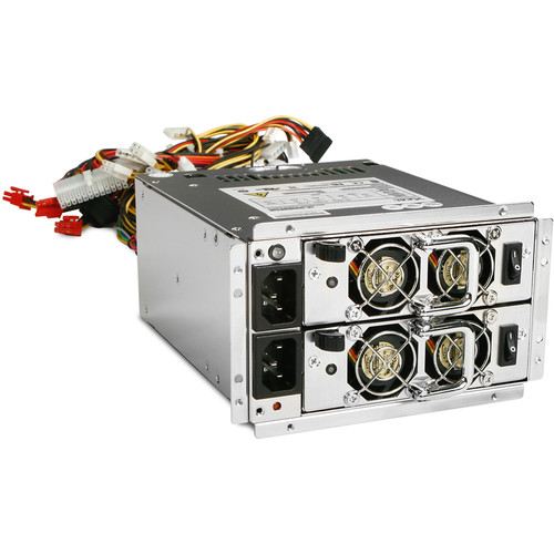 iStarUSA 500W 80 PLUS PS2 Mini High-Efficiency Redundant Power Supply (2RU)