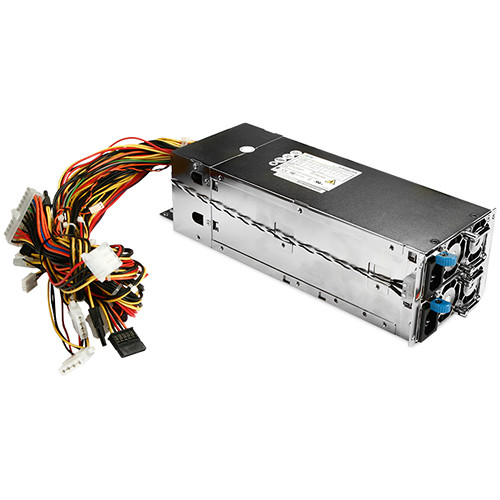 iStarUSA 600W 2 RU High-Efficiency Redundant Power Supply