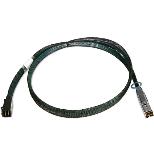 iStarUSA HD miniSAS SFF-8644 to HD miniSAS SFF-8643 Cable (3.3')