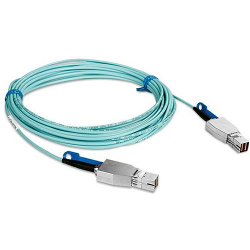 iStarUSA HD miniSAS SFF-8644 to SFF-8644 Active Optical Cable (32.8')