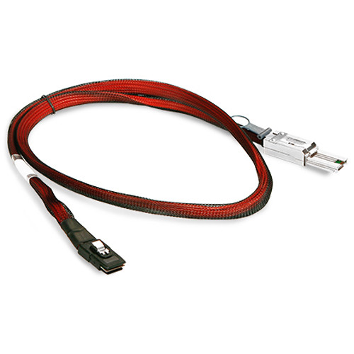 iStarUSA miniSAS SFF-8088 to SFF-8087 Cable (3.3')