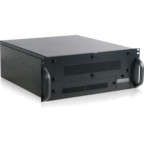 iStarUSA 4 RU Rugged High-Performance Rackmount Chassis with 4x 90mm Fans