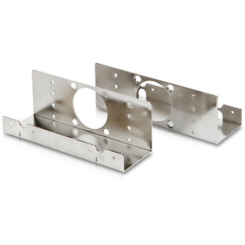 "iStarUSA 5.25"" Drive Bay Bracket for 4x 2.5"" HDDs/SSDs"