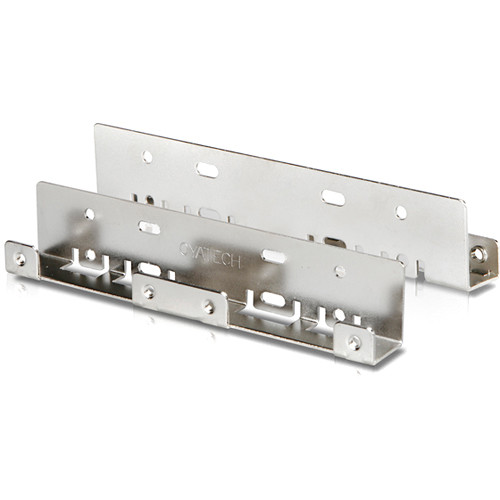 """iStarUSA 3.5"""" Bay Mounting Bracket for 2x 2.5"""" Hard Drives"""