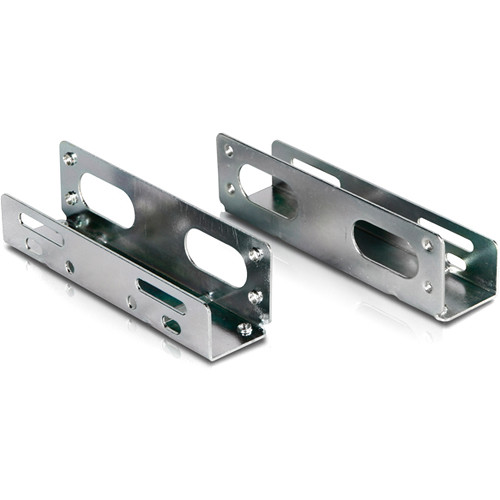 "iStarUSA 5.25"" Bay Mounting Bracket for 3.5"" Hard Drive (V1)"