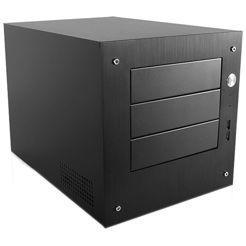 "iStarUSA S35 Mini-ITX Chassis with Three 5.25"" Bays"