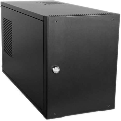 "iStarUSA S-915 Compact 5 x 5.25"" Bay mini-ITX Tower"