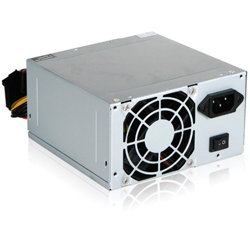 iStarUSA TC-500PD2 PS2 ATX Switching Power Supply with Dual 12V Rails (500W)