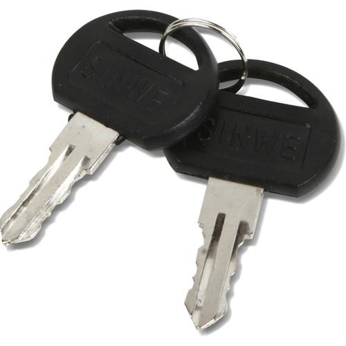 iStarUSA Front-Door Key for WM Cabinet Series