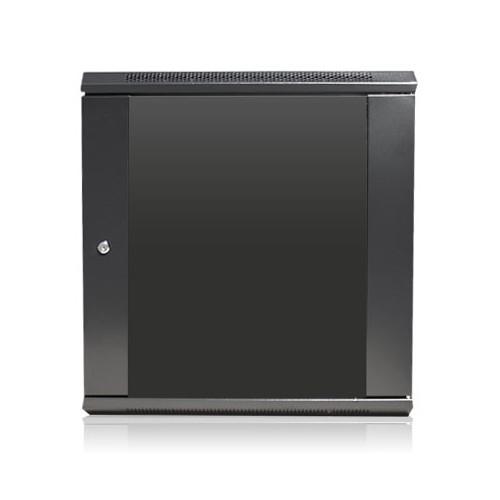 "iStarUSA Claytek WM1245-DWR2U Wallmount Server Cabinet with 2 RU Sliding Drawer (12 RU, 16"" Interior Depth)"