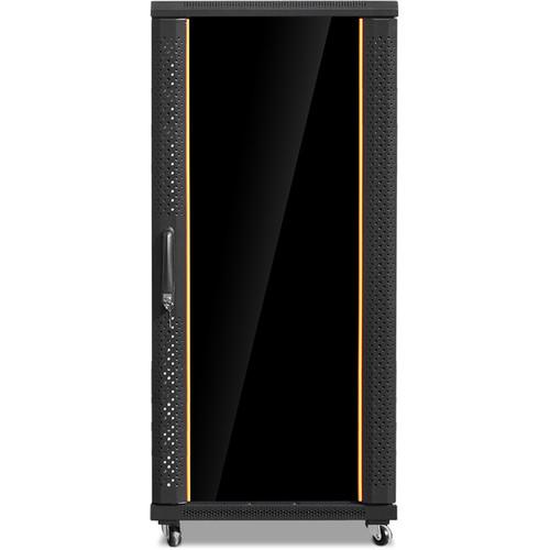 iStarUSA Claytek WNG-2710 Knock-Down Server Cabinet (27 RU, Black)