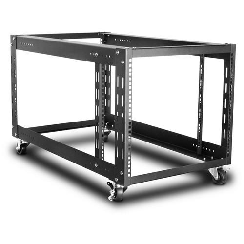 iStarUSA 4-Post Open Frame Rack (9 RU)
