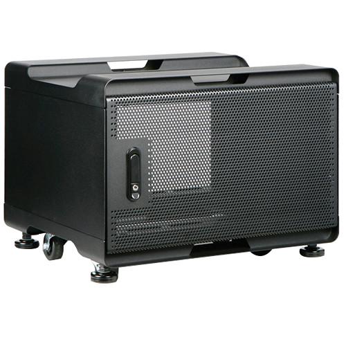 iStarUSA WS-650B 9U 500mm Depth Audio/Video Rackmount Cabinet