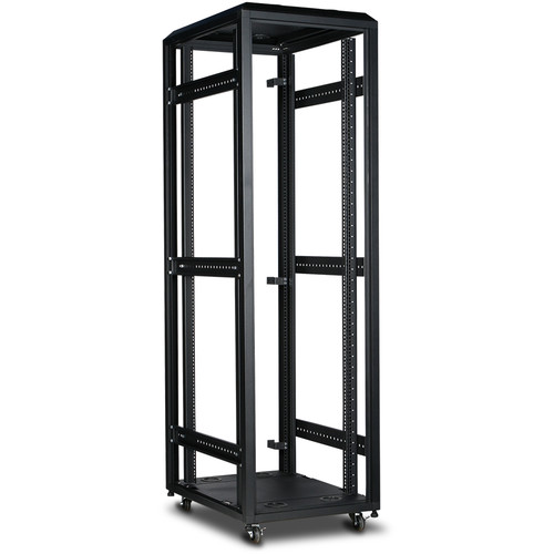 iStarUSA WX-4210 1000mm 4-Post Open-Frame Rack (42 RU)