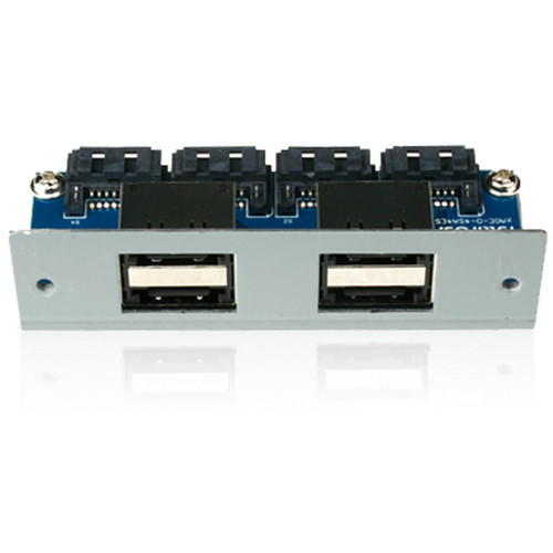 iStarUSA 4-Port Internal SATA to eSATA Device Adapter