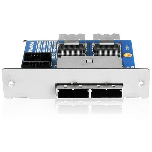 iStarUSA Dual miniSAS to 4-Channel SAS/SATA Device Adapter