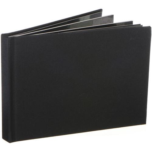 """Itoya Profolio Premium Presentation Album (Black, 7.5 x 5.5"""")"""