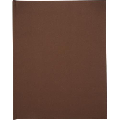 "Itoya Profolio Premium Presentation Album (Brown, 7.5 x 10.5"")"