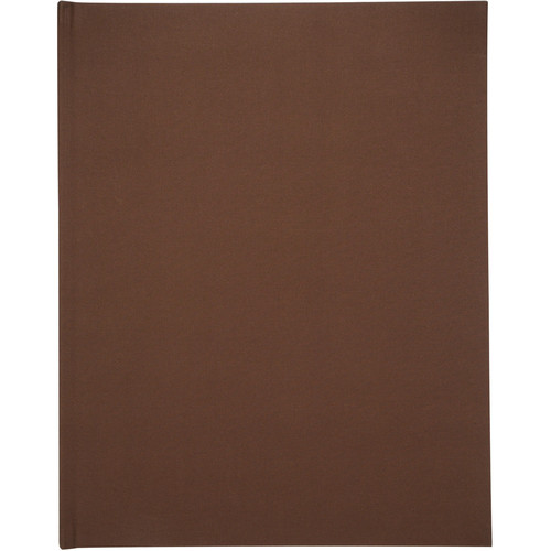 "Itoya Profolio Premium Presentation Album (Brown, 10 x 12.75"")"