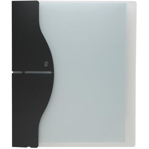 "Itoya Pop-Up Easel ProFolio (8.5 x 11"", Black)"