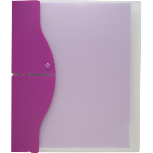 "Itoya Pop-Up Easel ProFolio (8.5 x 11"", Fuschia)"