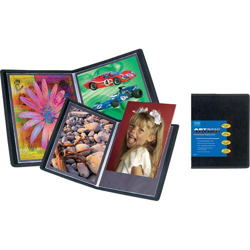 "Itoya 9 x 12"" Art Profolio Evolution Presentation & Display Book"