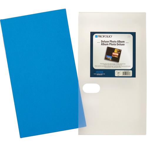 Itoya ProFolio Deluxe Photo Album (Blue)